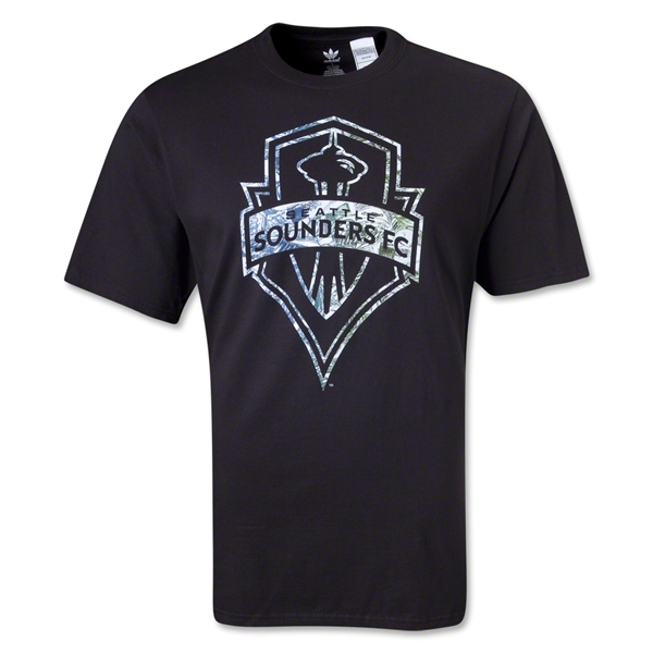 Seattle Sounders Originals Shoe Pile T-Shirt