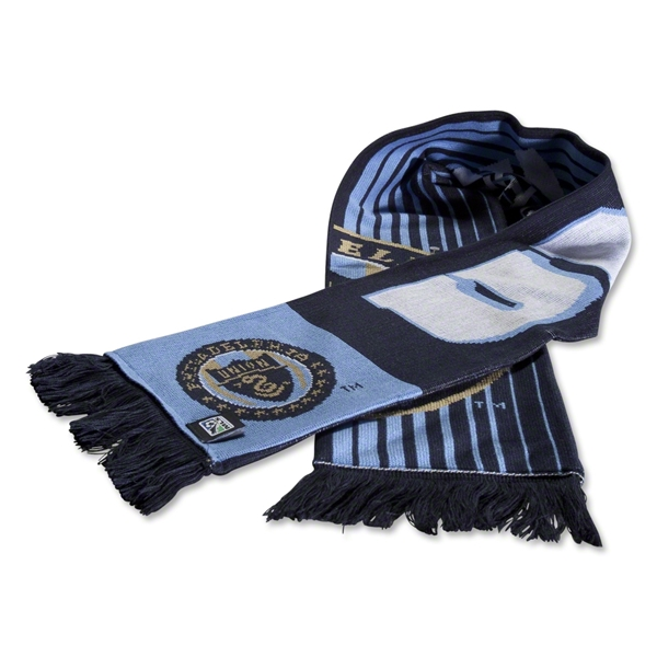 Philadelphia Union Scarf