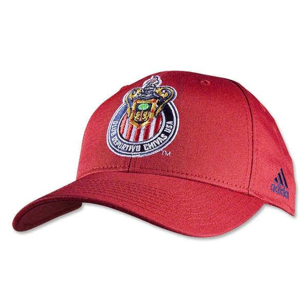 Chivas USA Structured Cap