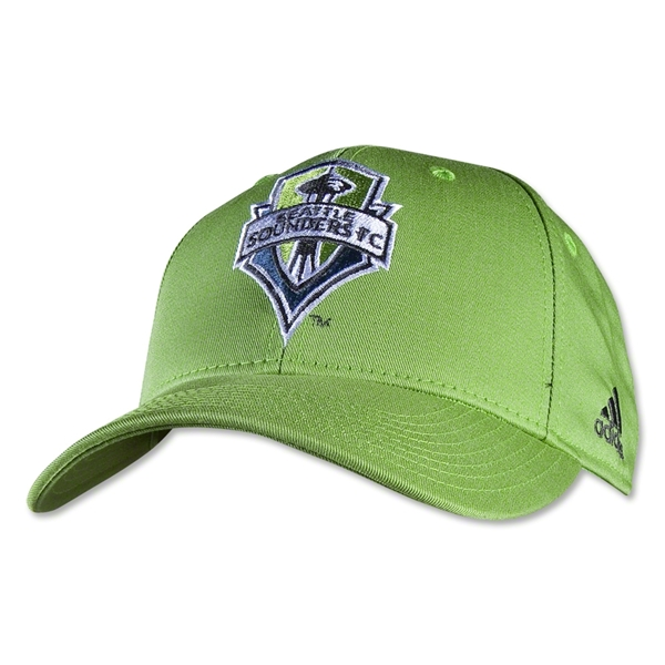 Seattle Sounders Structured Cap