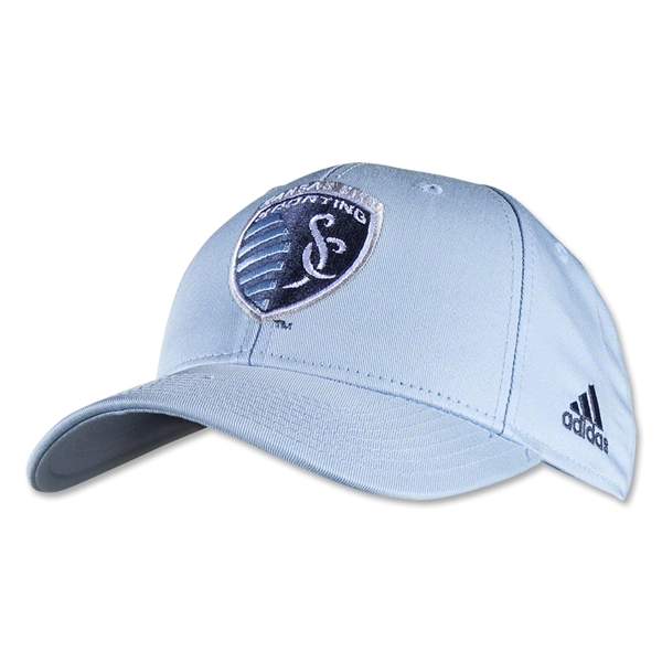 Sporting KC Structured Cap