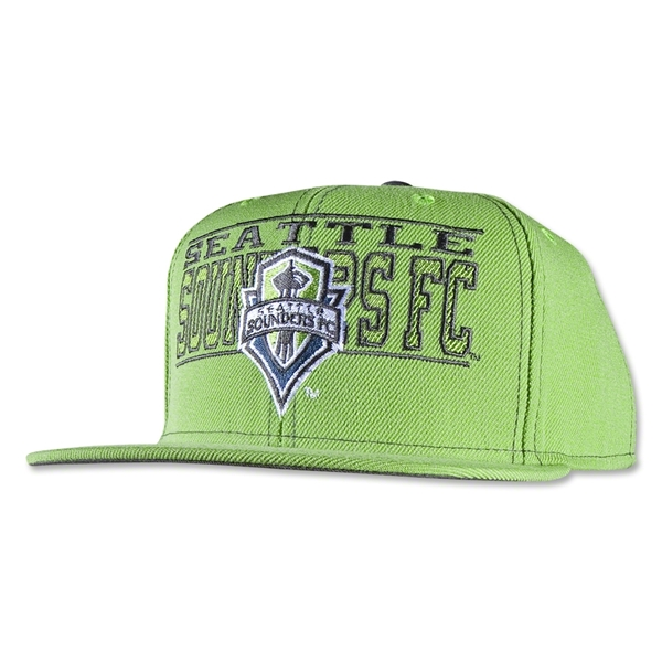 Seattle Sounders Snapback Cap