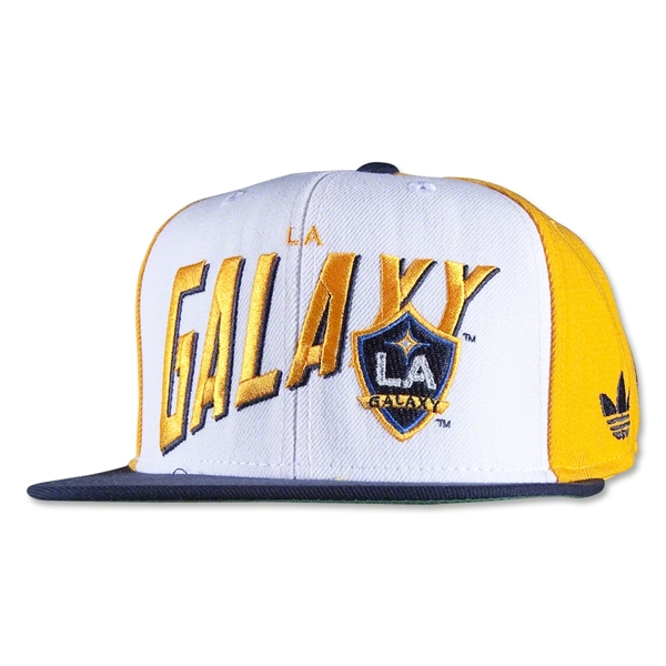 LA Galaxy Originals Snapback Cap