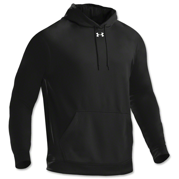 Under Armour Team Fleece Hoody (Black)