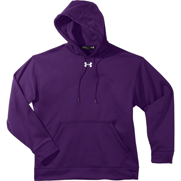 Under Armour Team Fleece Hoody (Purple)