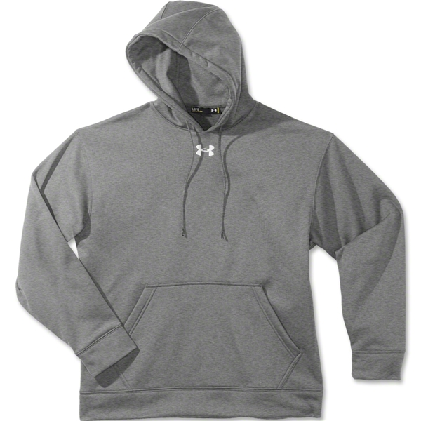 Under Armour Team Fleece Hoody (Gray)