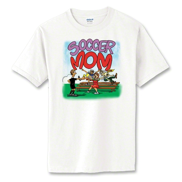 Soccer Mom Penalty T-Shirt