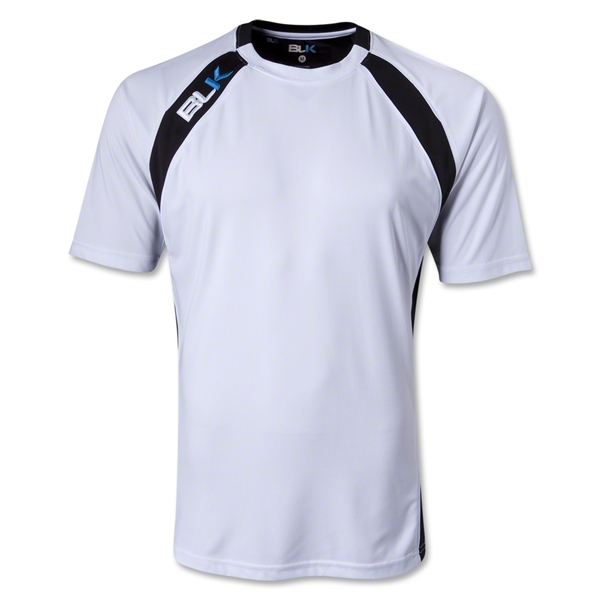 BLK Rugby Training Shirt (White/Black)