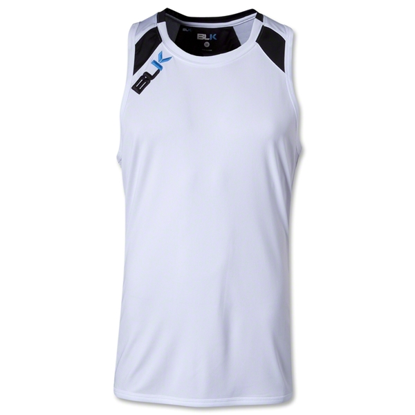 BLK Rugby Training Singlet (White)