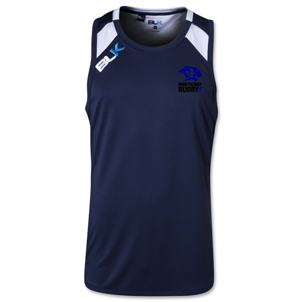 North Bay Rugby Singlet (Navy)