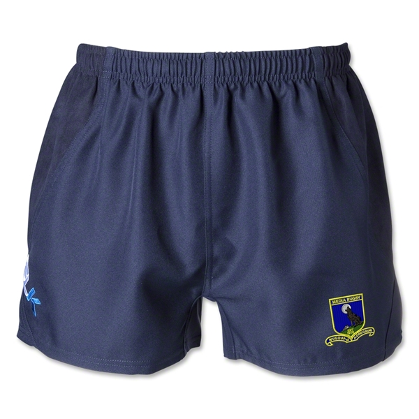 Media Rugby BLK Titanium II Short (Navy)