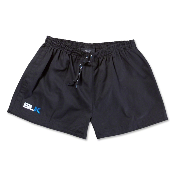 BLK Training Rugby Short (Black)