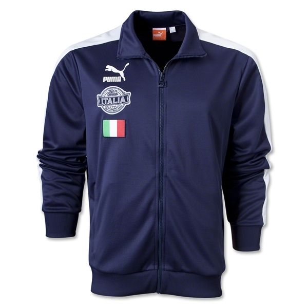 Italy Football Archives T7 Track Jacket
