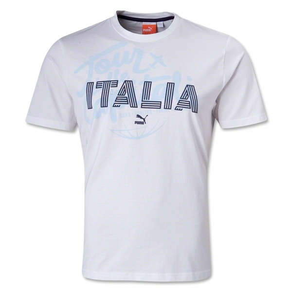 Italia Football Archives T-Shirt