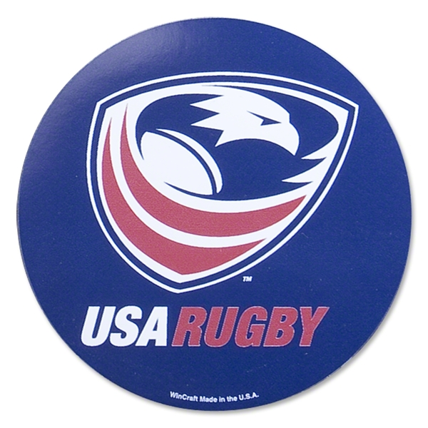 USA Rugby Car Magnet