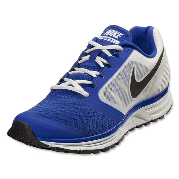 Nike Air Zoom Vomero+ 8 Leisure Shoes (Hyper Blue/Summit White/Black)
