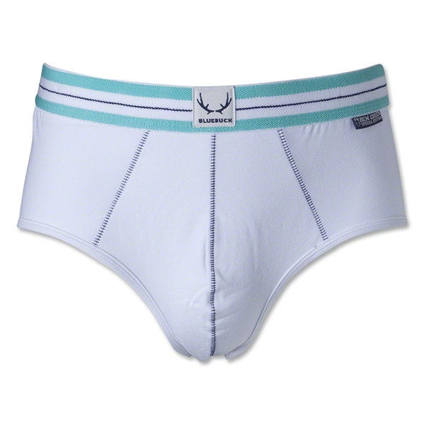 Bluebuck Ben Cohen White Brief