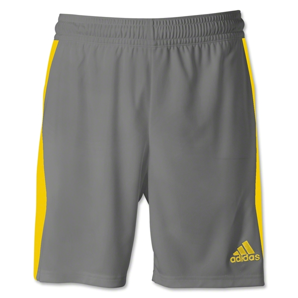 adidas LA Premier Custom Women's Goalkeeper Short (Gray)