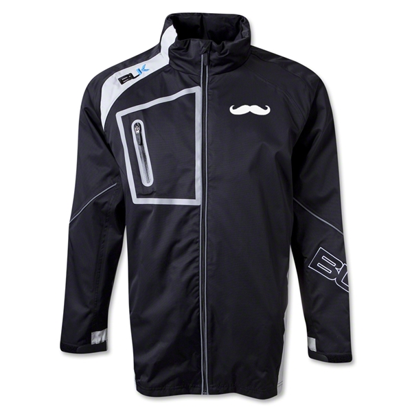BLK Moustache Team Stratus Jacket (Black)