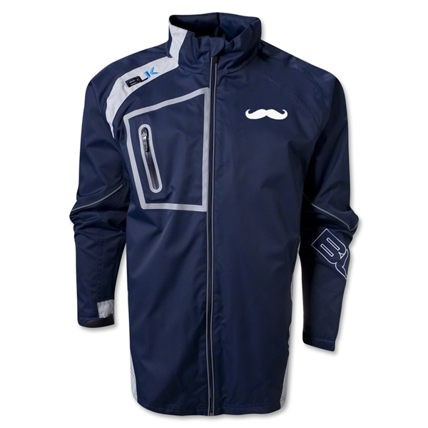BLK Moustache Team Stratus Jacket (Navy)