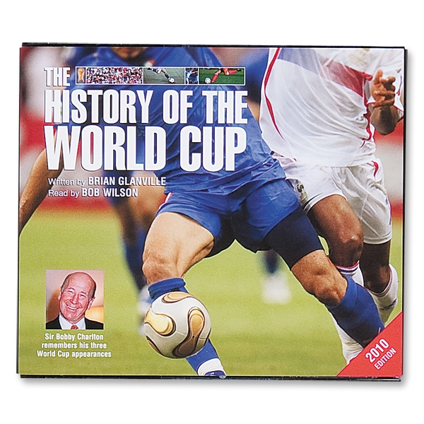 The History of the World Cup Audiobook