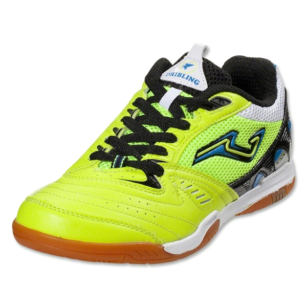 Joma Super Dribling Indoor Junior (Sun Volt/Black)