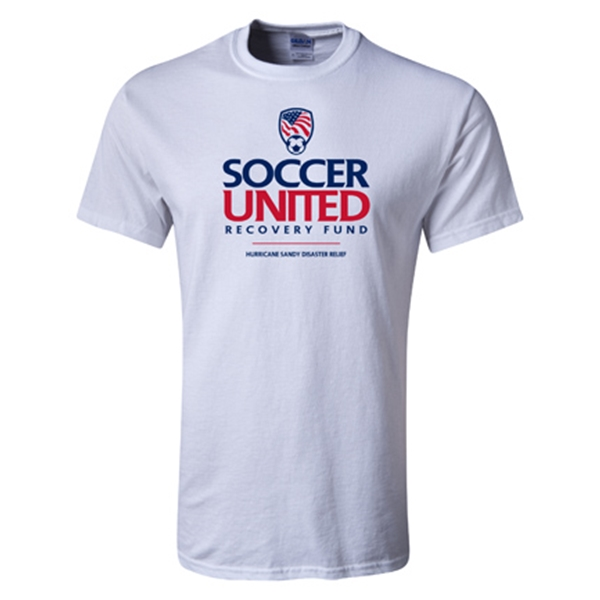 Soccer United Relief T-Shirt