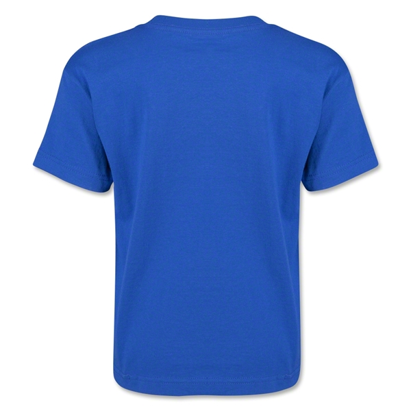 Juvenile T-Shirt (Royal)