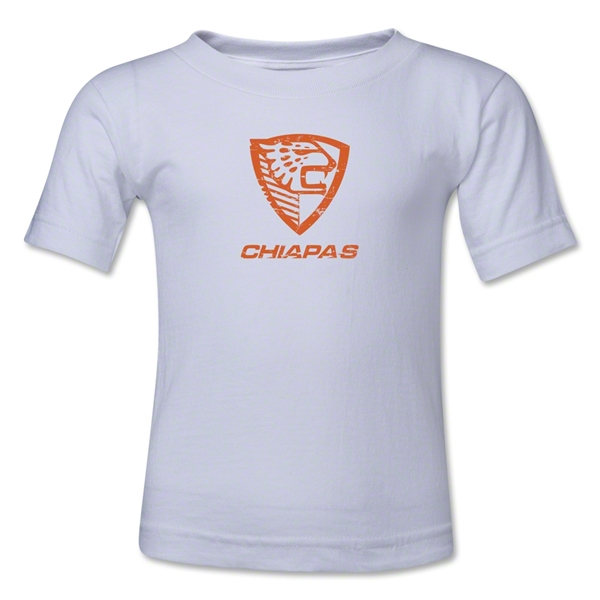 Jaguares Distressed Kids T-Shirt (White)