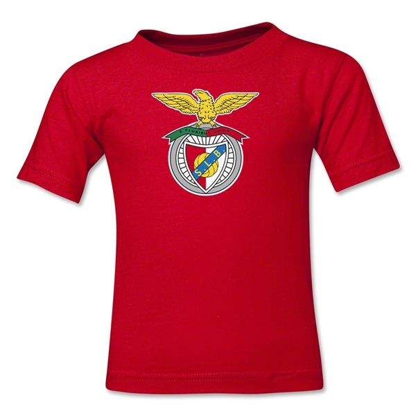 Benfica Kids Soccer T-Shirt (Red)