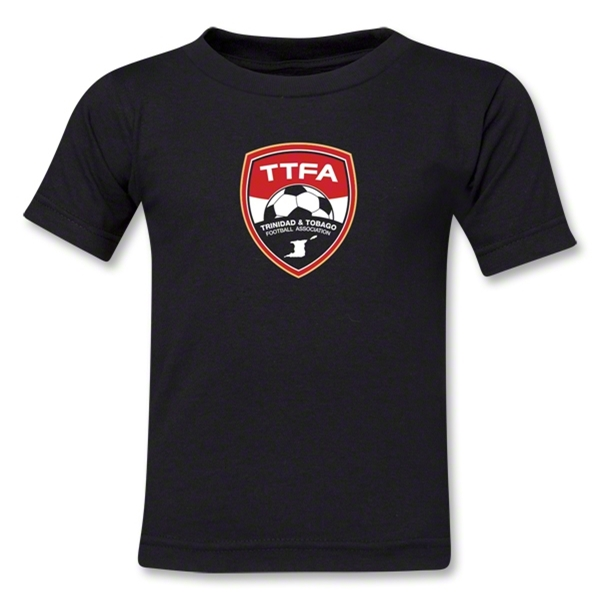 Trinidad and Tobago Kids T-Shirt (Black)