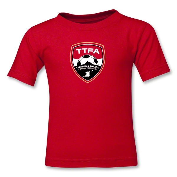 Trinidad and Tobago Kids T-Shirt (Red)