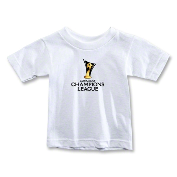 CONCACAF Champions League Toddler T-Shirt (White)