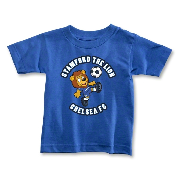 Stamford the Lion Toddler T-Shirt (Royal)