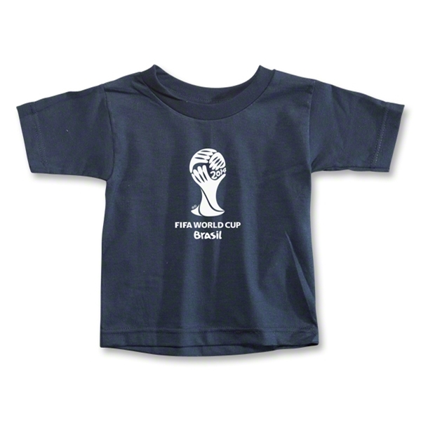 2014 FIFA World Cup Brazil(TM) Toddler Emblem T-Shirt (Navy)