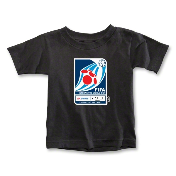 FIFA Interactive World Cup Toddler Emblem T-Shirt (Black)