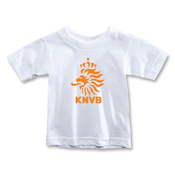 Netherlands Toddler T-Shirt (White)