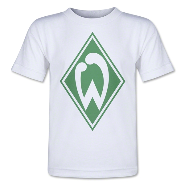 Werder Bremen Toddler T-Shirt (White)