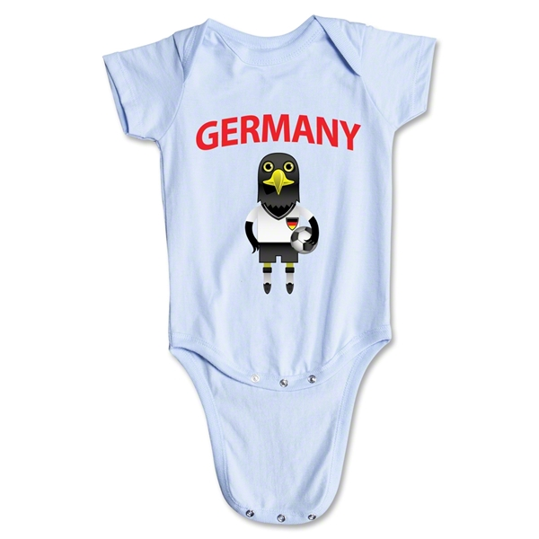 Germany Animal Mascot Onesie (Sky)