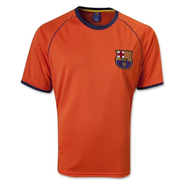Barcelona Third Training Poly Jersey
