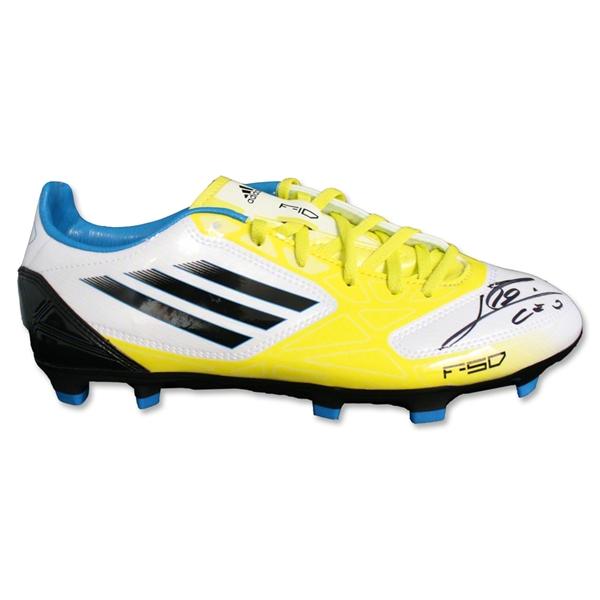 Icons Signed Leo Messi Cleat