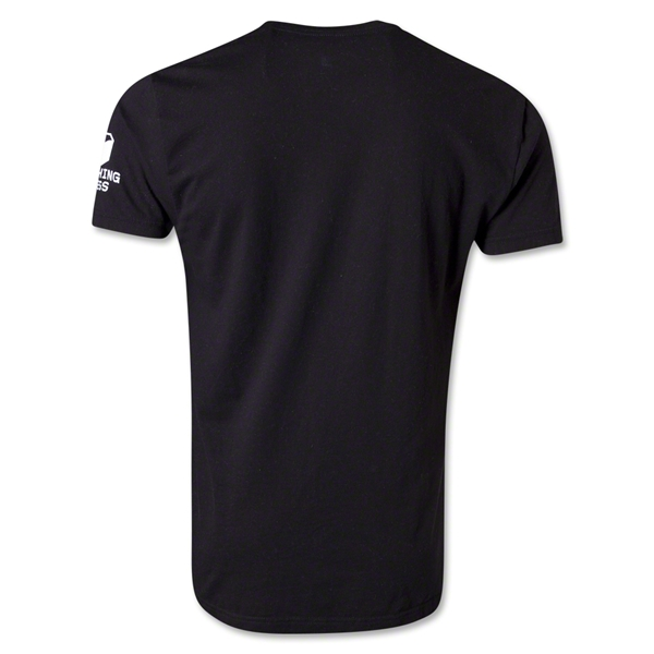 Bakline Nothing Less T-Shirt (Black)