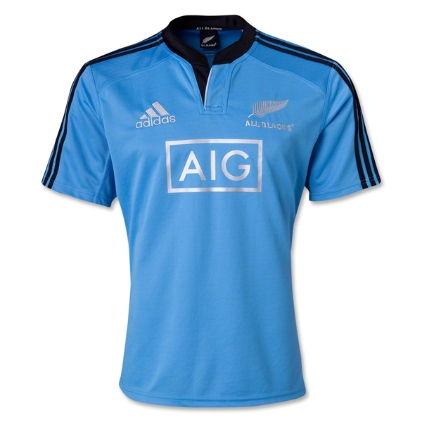 All Blacks 2014Training Rugby Jersey