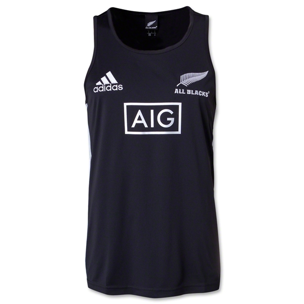 All Blacks 13/14 Singlet Shirt