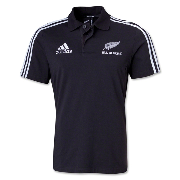 All Blacks 13/14 Supporter Polo (Black)