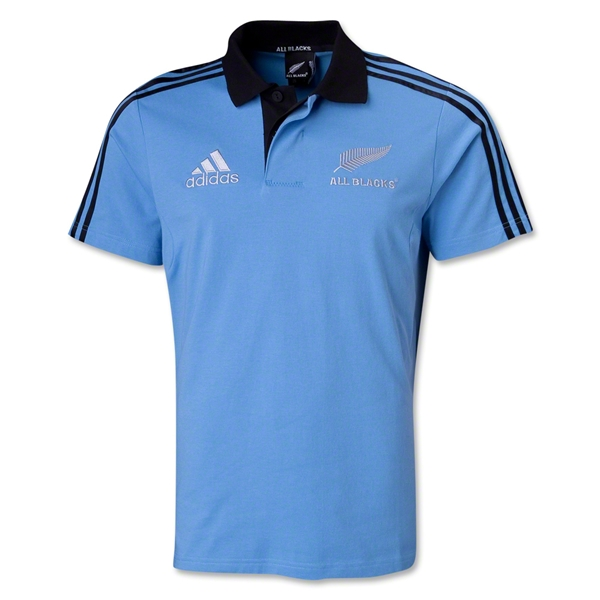All Blacks 13/14 Supporter Polo (Blue)