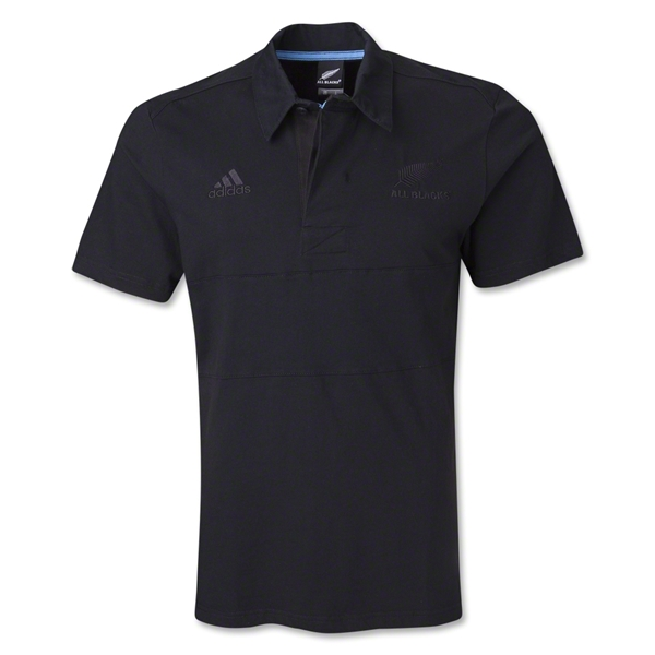 All Blacks 13/14 Tonal Support Polo (Black)