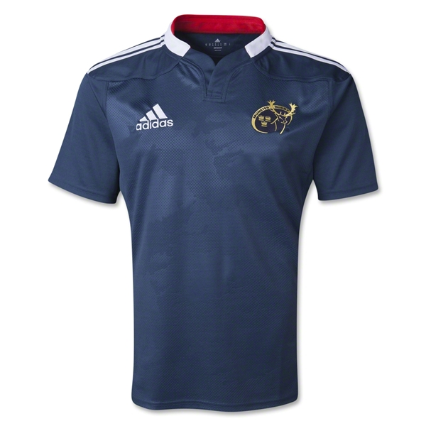 Munster 2014 Alternate Rugby Jersey