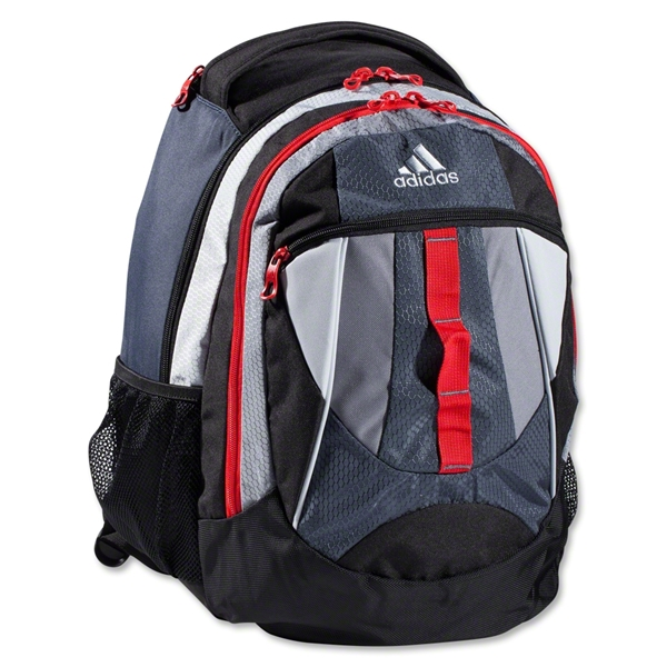 adidas Hickory Backpack (Blk/Red)