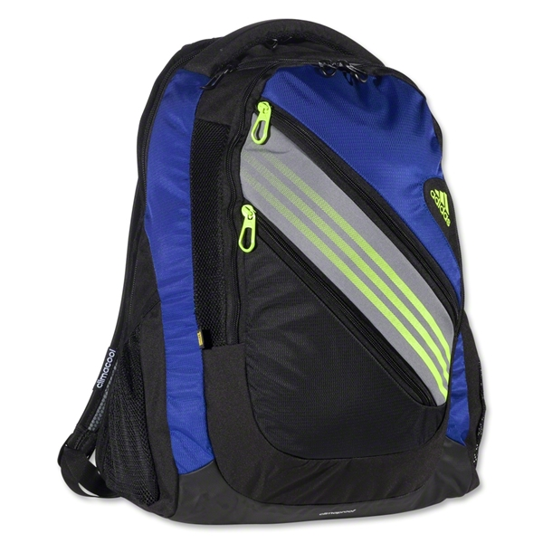 adidas ClimaCool Speed III Backpack (Roy/Yel)